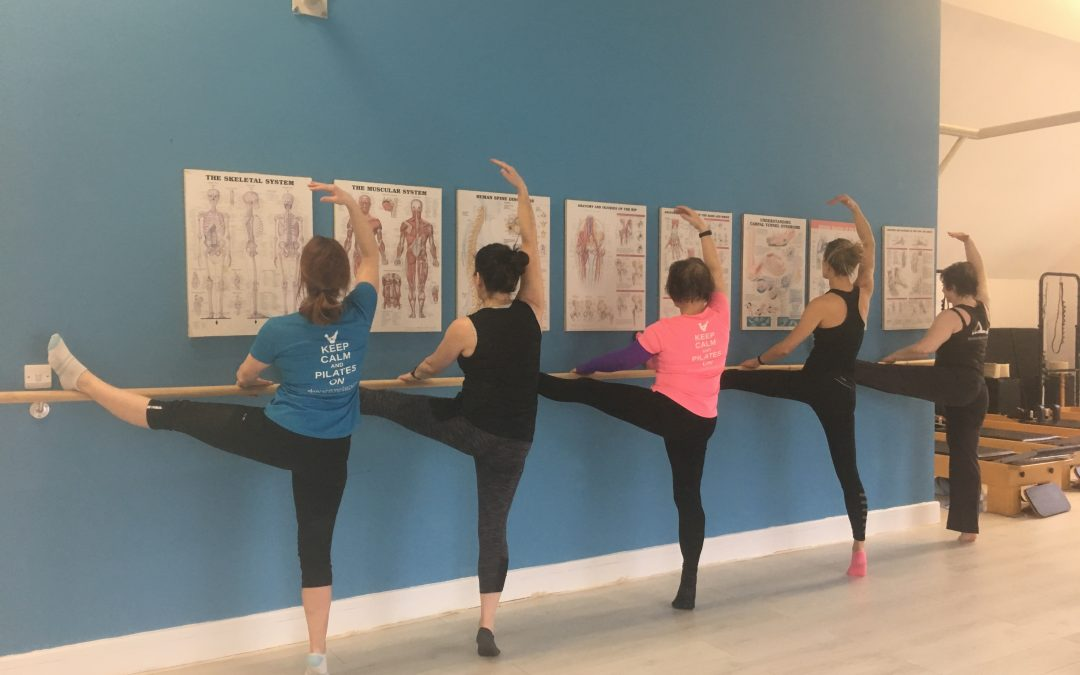 Attention Pilates Teachers; add Barre to your skill set, Friday 10th March, 12 – 6pm